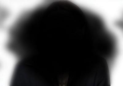 Portret met blinde vlek